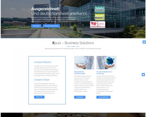 Xpuls WordPress Webdesign Bremen