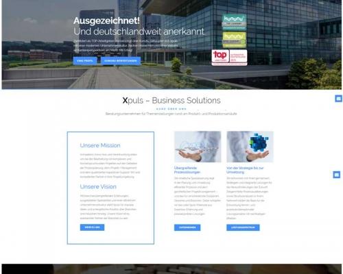 Xpuls WordPress Webdesign Bremen
